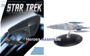 Star Trek Official Starships Collection #025 USS Prometheus Eaglemoss